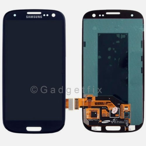 New Samsung Galaxy S3 T999 I747 L710 I535 I9300 R530 Lcd Screen Digitizer Black