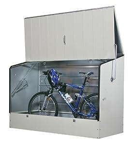 Box per bici da esterno amazon