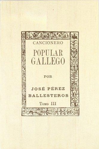 CANCIONERO POPULAR GALLEGO