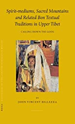 Spirit-mediums, Sacred Mountains and Related Bon Textual Traditions in Upper Tibet: Calling Down the Gods (Brill's Tibetan Studies Library 8) (Brill's Tibetan Studies Library)