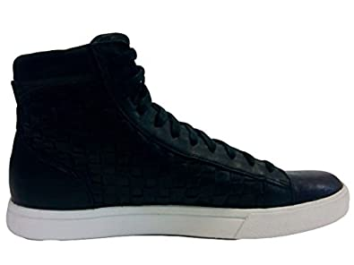 Buy Cole Haan Mens Lunar Coos Woven Chukka Shoes by Cole Haan