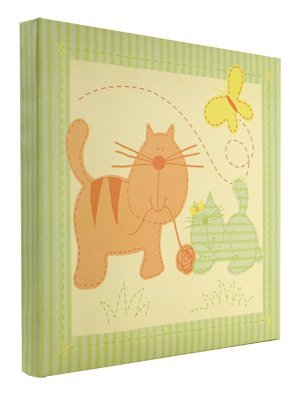 Tilly and Tom Cute Kittens Nursery 29cm x 29cm Box Canvas - NEW!