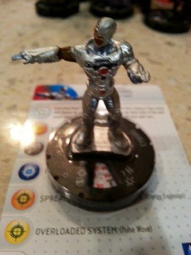 DC Heroclix Teen Titans Cyborg
