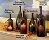 "Napa Style Italian ""Big Bottle"" Champagne Hurricane 5 Liter"