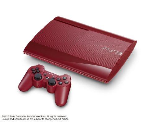 PlayStation3 250GB ガーネット・レッド