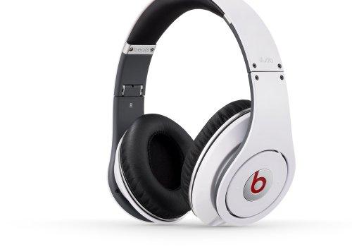 Dr. Dre Studio Beats Over-Ear Headphone White