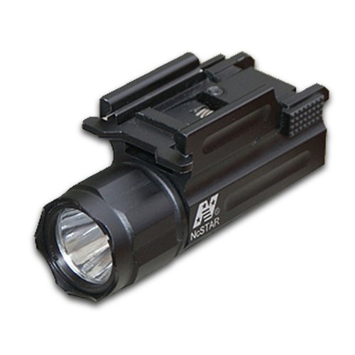 Review NcStar Pistol and Rifle Led Flashlight/Quick Release Weaver (AQPTF)