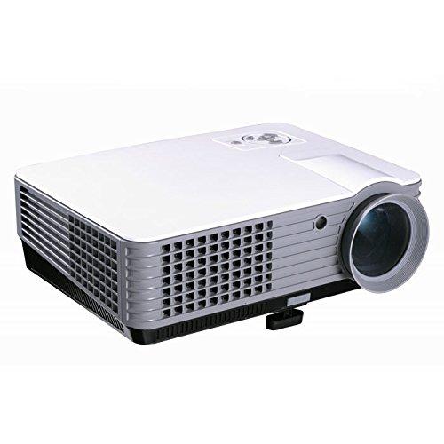 Bluesky 2000 Lumen 1080P Led 3D Projector Home Office Theater Projector Hdmi Vga Usb