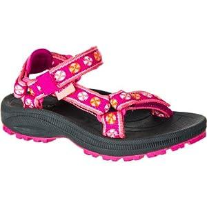 Teva Hurricane 2 C Water Shoe (Toddler/Little Kid),Umbrella Pink,13 M US Little Kid