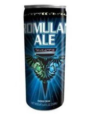 Star Trek Energy Drink Romulan Ale