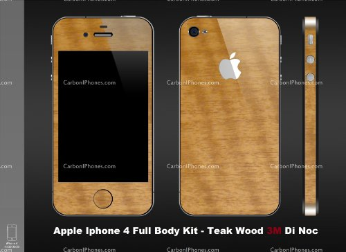 best iphone 4 skins. Save on Apple Iphone 4 Teak