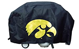 Iowa Hawkeyes Grill Cover Deluxe by Caseys