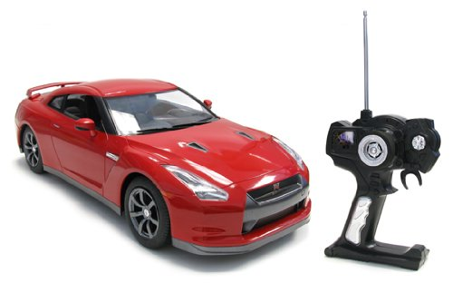 Licensed Nissan Gt-R Skyline 1:14 Electric Rtr Rc Car