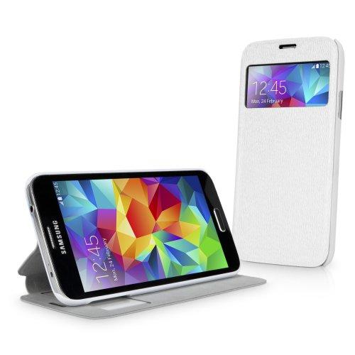 Boxwave Slimflip Stand Galaxy S5 Case (Winter White)