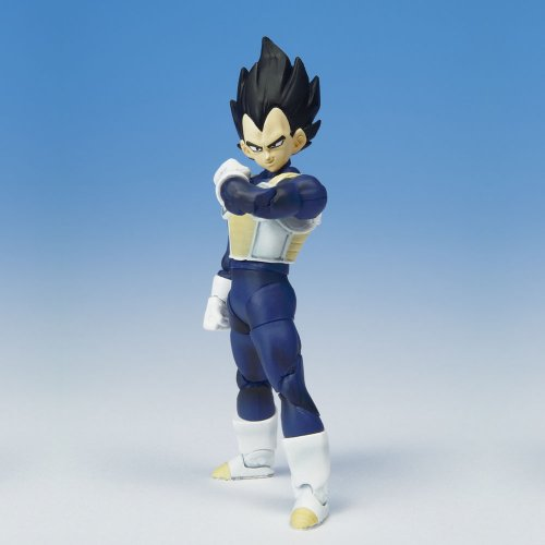 Dragon Ball Deluxe Hybrid Figure Vegeta