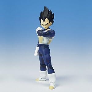 Dragon Ball Deluxe Hybrid Figurine Vegeta 10 cm