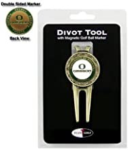 Oregon Ducks Divot Tool and Ball Marker