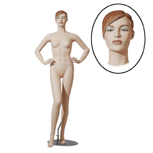Female Designer Mannequin Display Flesh Tone NEW FJL14