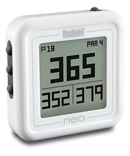 Bushnell Neo Ghost Golf Gps Telemetro GPS Bianco