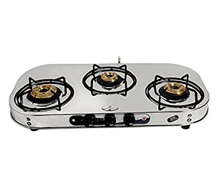 kia-Model-Steel-Gas-Cooktop-(3-Burners)