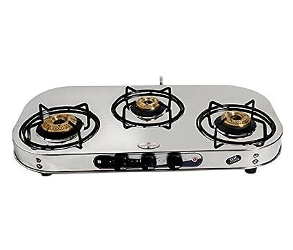 Laxmi-Superior-kia-Model-Steel-Gas-Cooktop-(3-Burners)