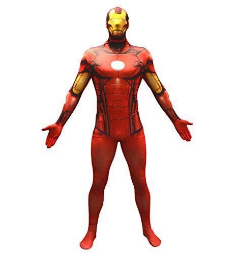 Iron  (Iron Man Morphsuit)