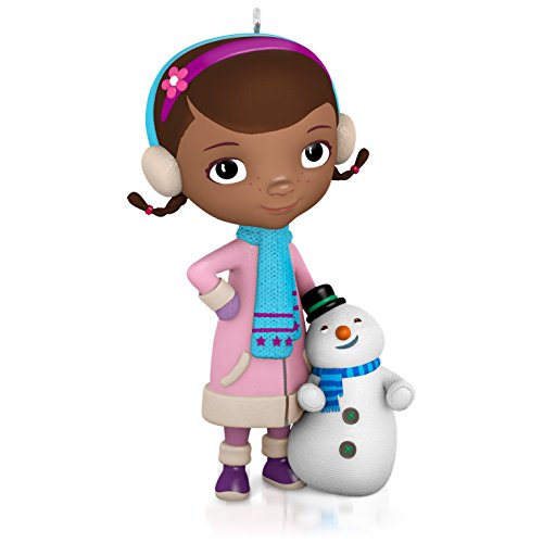 Hallmark Keepsake Ornament: Disney Doc McStuffins and Chilly