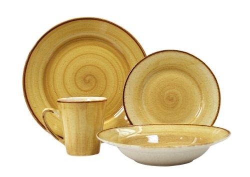Yellowstone 16 pc Dinnerware Set