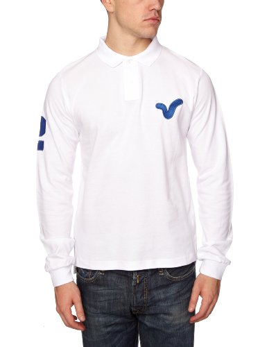 Voi Jeans Timdham Long Sleeved Men's Polo Shirt