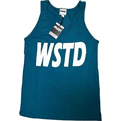 Phoenix Clothing - WSTD Tank Top evergreen