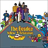 Beatles - Yellow Submarine Vinyl Sticker Amazon.com