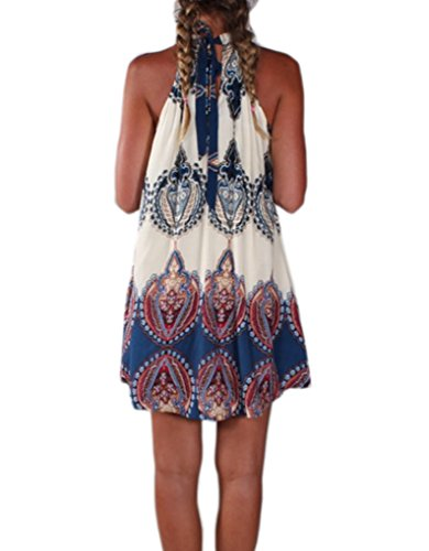 PAKULA-Womens-Sleeveless-Vintage-Printed-Ethnic-Style-Casual-Dress