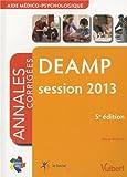 DEAMP annales corrigées : Session 2013
