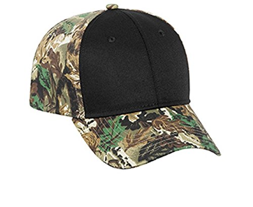 Hats & Caps Shop Camouflage Cn Twill Low Profile Pro Style Caps - By TheTargetBuys