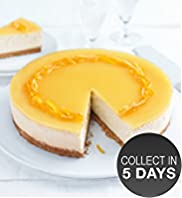 Sicilian Lemon & Ricotta Cheesecake