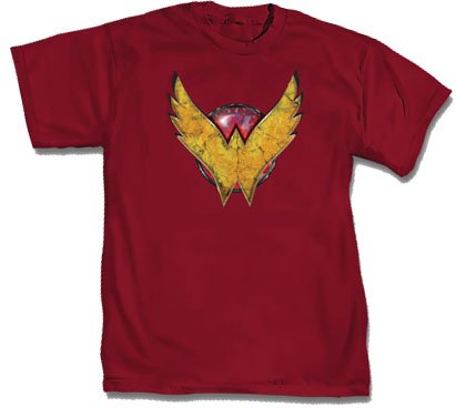 FLASH POINT: WONDER WOMAN SYMBOL T-Shirt