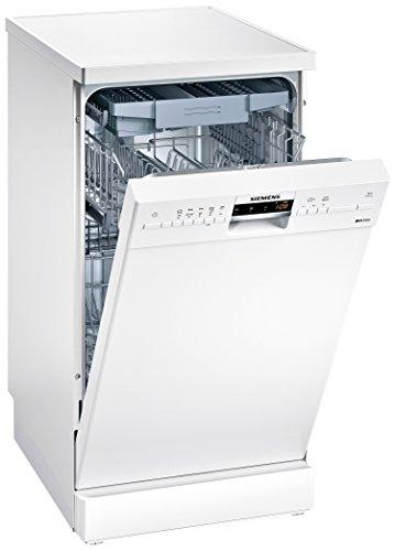 Siemens SR25M284EU lave-vaisselle - lave-vaisselles (Autonome, A, A+, Blanc, boutons, LED)