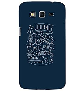 SAMSUNG GALAXY GRAND 2 A JOURNEY Back Cover by PRINTSWAG
