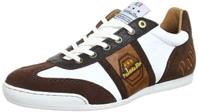Pantofola d'Oro Fortezza Autentico Crocco 06040652.1FG, Herren Sneaker, Weiß (bright White), EU 42