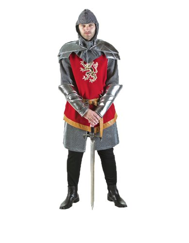 Men's Medieval Knight Theater Costume