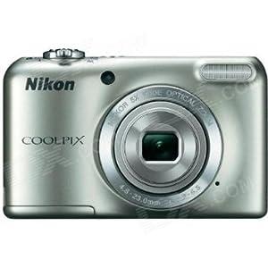 Nikon COOLPIX L27 16.1-Megapixel Digital Camera | Silver
