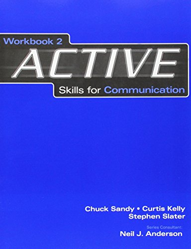 ACTIVE Skills for Communication Workbook 2