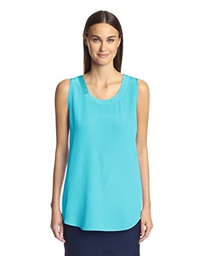 Magaschoni Women's Sleeveless Top