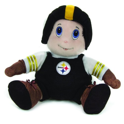 Pittsburgh Steelers 9- Inch Plush Mascot at Amazon.com