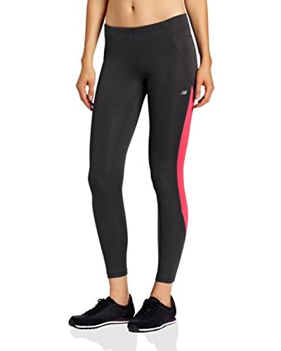 New Balance Leggings Go 2 schwarz/pink