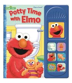 Potty Time Elmo Play A Sound