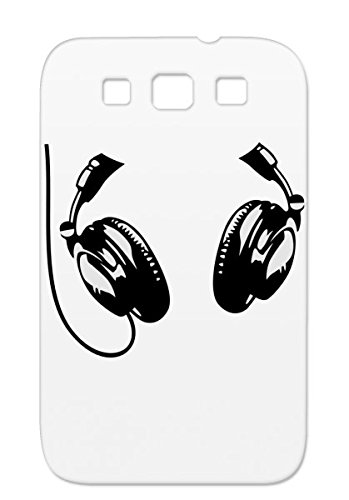 Dance Dj Dance Electronica Dupstep Headphones Mixing Music Techno Phones Bpm Music Heaphones V2 Tpu Case Cover For Sumsang Galaxy S3 Silver