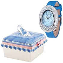Disney Limited Edition Cinderella Watch with Slipper and Box