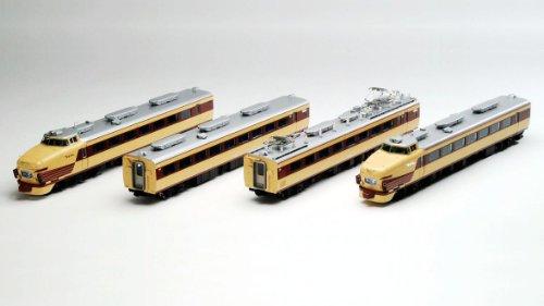 TOMIX HOゲージ HO-084 485系特急電車 (初期型) 基本セット