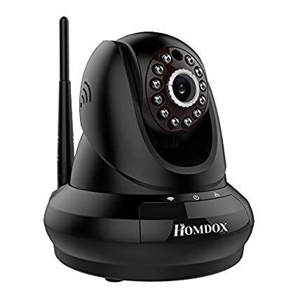 Homdox HD-1556 HD IP Network Wireless Surveillance Camera